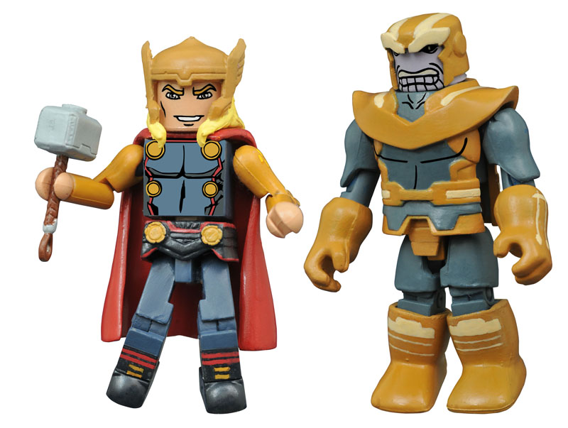 Marvel Animated Universe Gets New Minimates At Walgreens In 2016