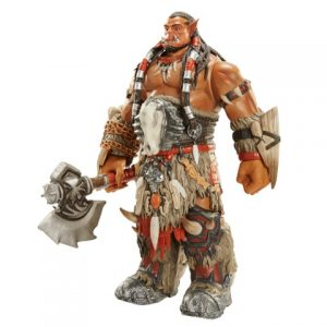 JAKKS Announces 20 inch BIG FIGS Warcraft Deluxe Durotan - Available Now At Blizz Con 2