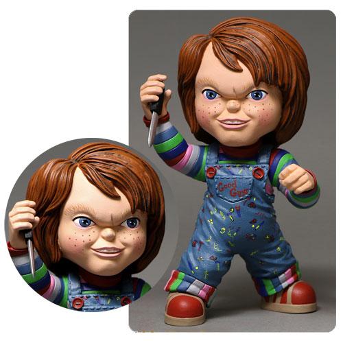 Mezco Toyz Child's Play Good Guys Chucky Stylized 6-Inch Action Figure