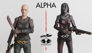 Skybound Exclusive The Walking Dead Alpha Figure To Debut Black Friday