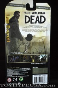 Skybound NYCC Exclusive The Walking Dead Lee Everett 02