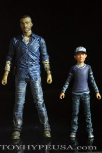 Skybound NYCC Exclusive The Walking Dead Lee Everett 29