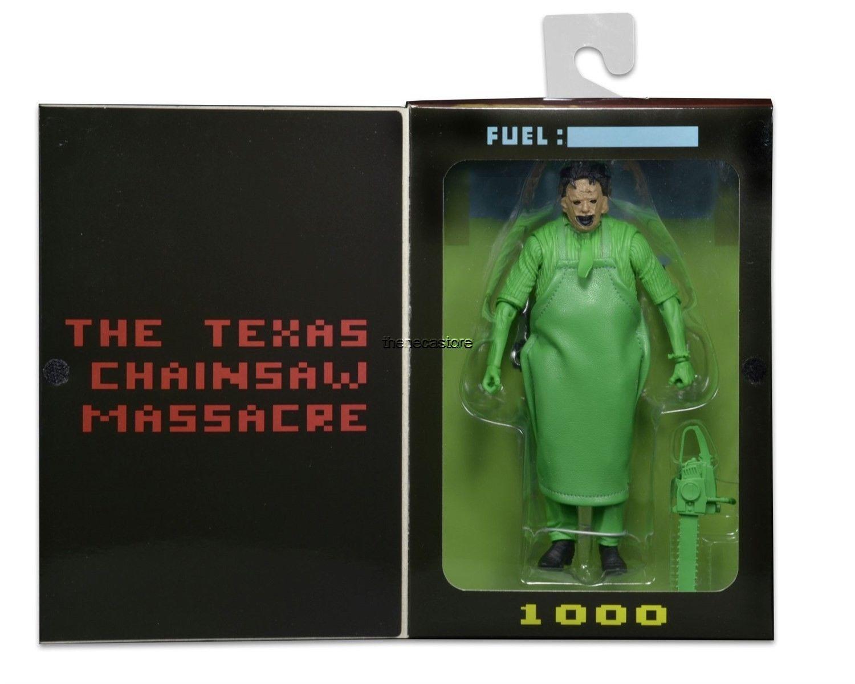 NECA Toys Lists Atari Leatherface, 2 Minutes To Midnight Eddie & Little Big Planet On eBay