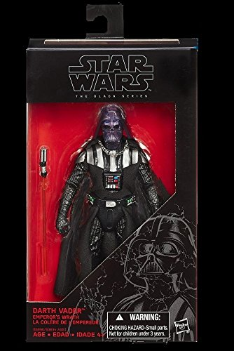 Walgreens Exclusive Darth Vader (Emperor's Wrath) Figure Listed On eBay
