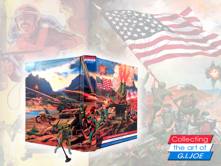 Collecting The Art Of G.I. Joe: Volume 1 & 2 Available Now