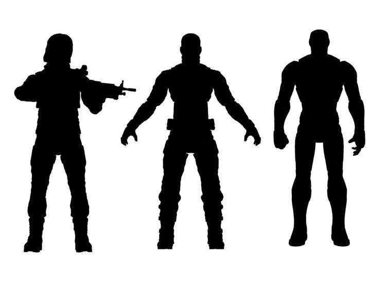Diamond Select Toys Captain America: Civil War Select Figures