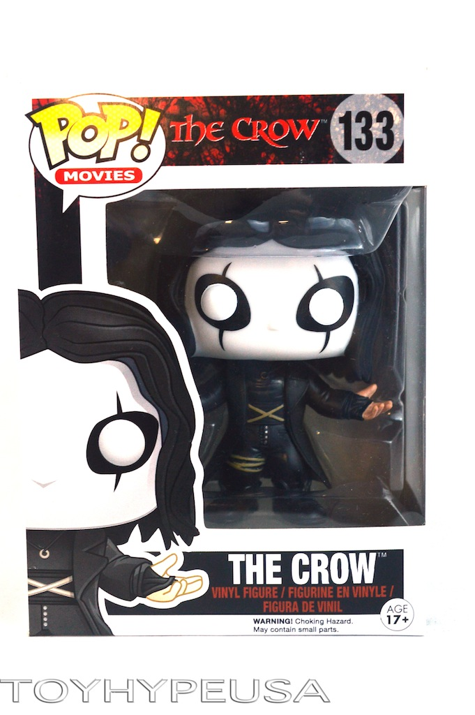Funko Pop! Movies: The Crow Vinyl Figure Review
