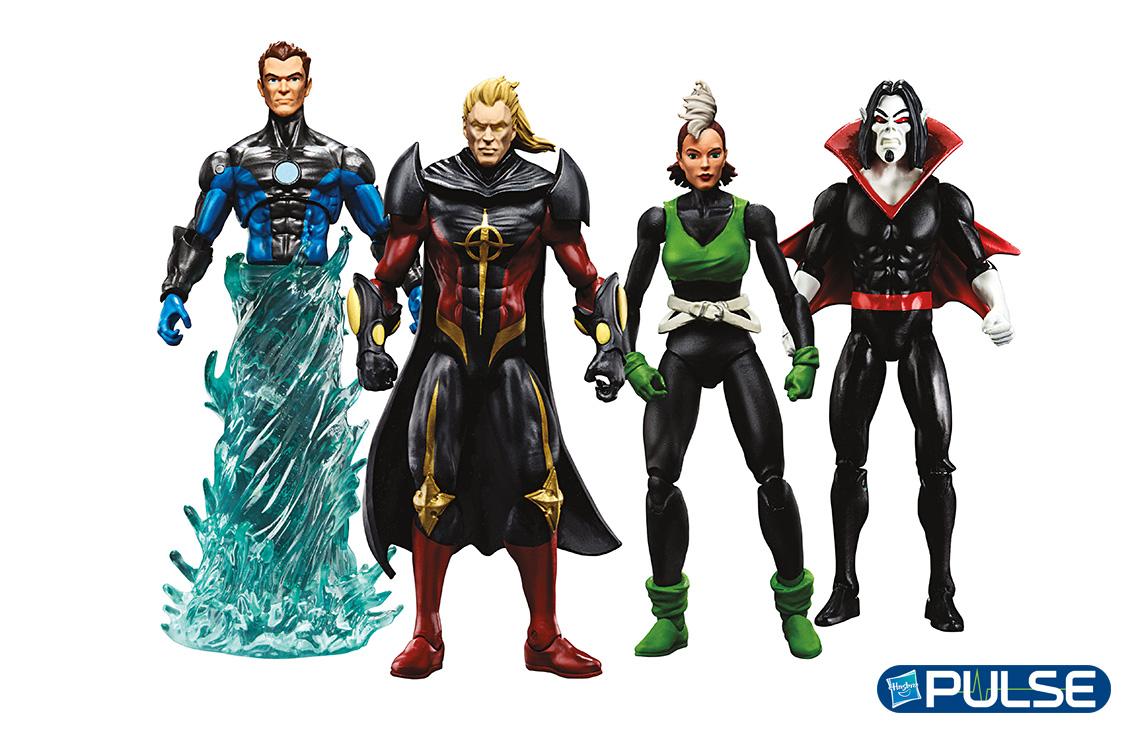 Hasbro Marvel Legends 3.75″ Wave 3 Quasar Figure Revealed