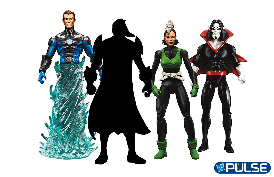 Hasbro Marvel Legends 3.75″ Wave 3 Rogue Figure Revealed