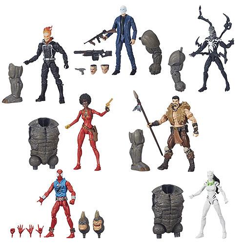 Spider-Man Marvel Legends Infinite Series Rhino Wave On Sale At Amazon