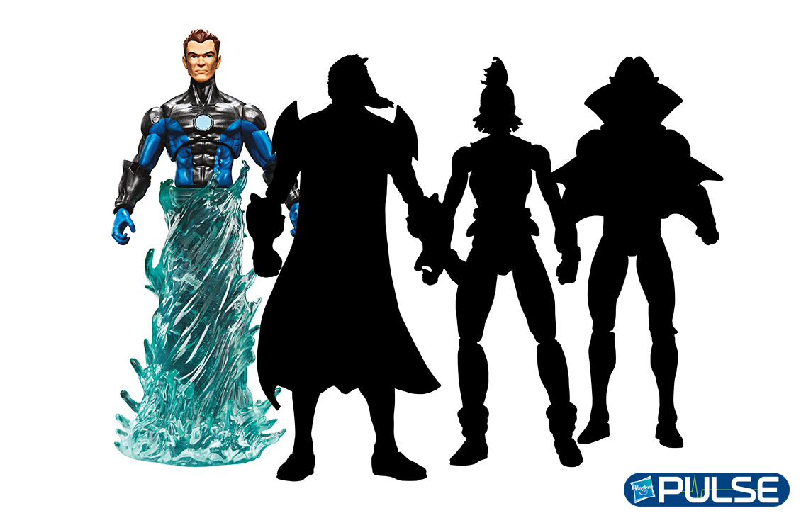 Hasbro To Reveal Marvel Legends 3.75″ Wave 3 This Week – Hydro-Man Revealed