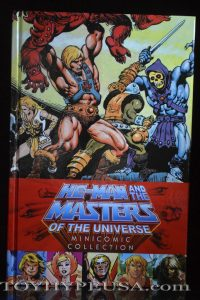 He-Man And The Masters Of The Universe MIniComic Collection 01