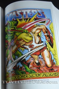 He-Man And The Masters Of The Universe MIniComic Collection 13