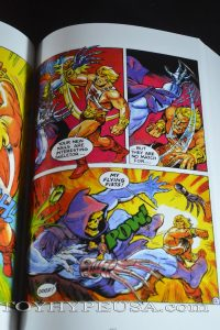 He-Man And The Masters Of The Universe MIniComic Collection 16