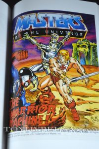 He-Man And The Masters Of The Universe MIniComic Collection 18