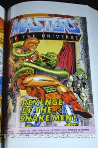 He-Man And The Masters Of The Universe MIniComic Collection 26