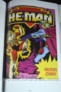 He-Man And The Masters Of The Universe MIniComic Collection 35