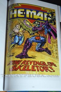 He-Man And The Masters Of The Universe MIniComic Collection 36