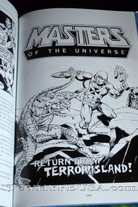 He-Man And The Masters Of The Universe MIniComic Collection 43