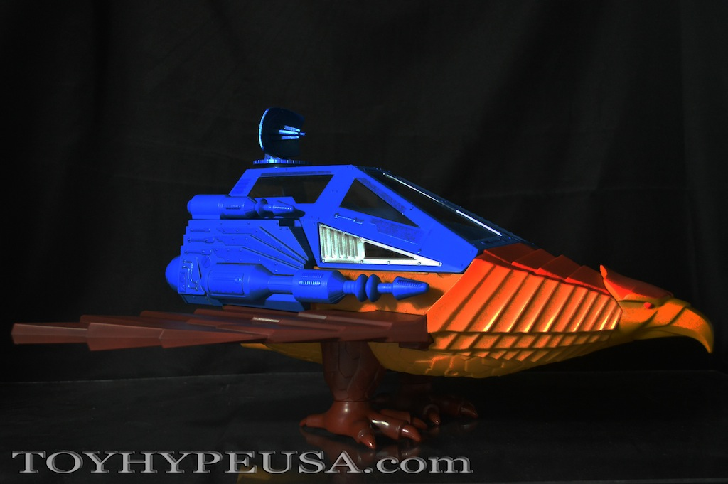 Masters Of The Universe Classics Point Dread & Talon Fighter Review