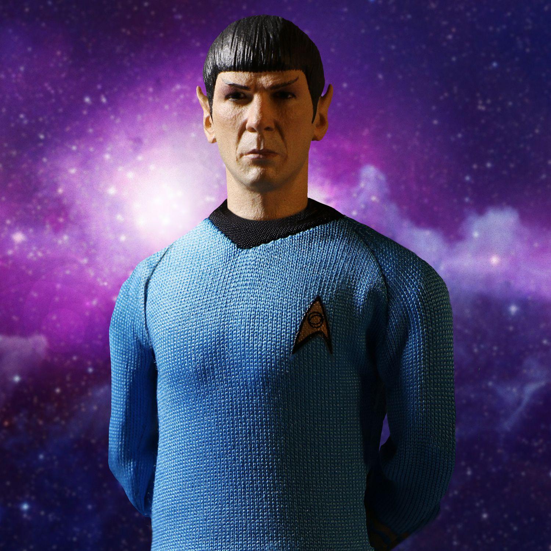Mezco Toyz One:12 Collective Star Trek Spock Figure