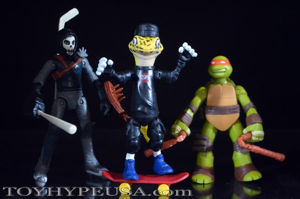 Playmates Toys Teenage Mutant Ninja Turtles Mondo Gecko Review