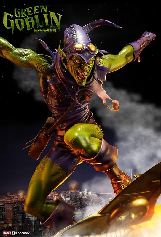 Sideshow Green Goblin Premium Format Figure Pre-Orders