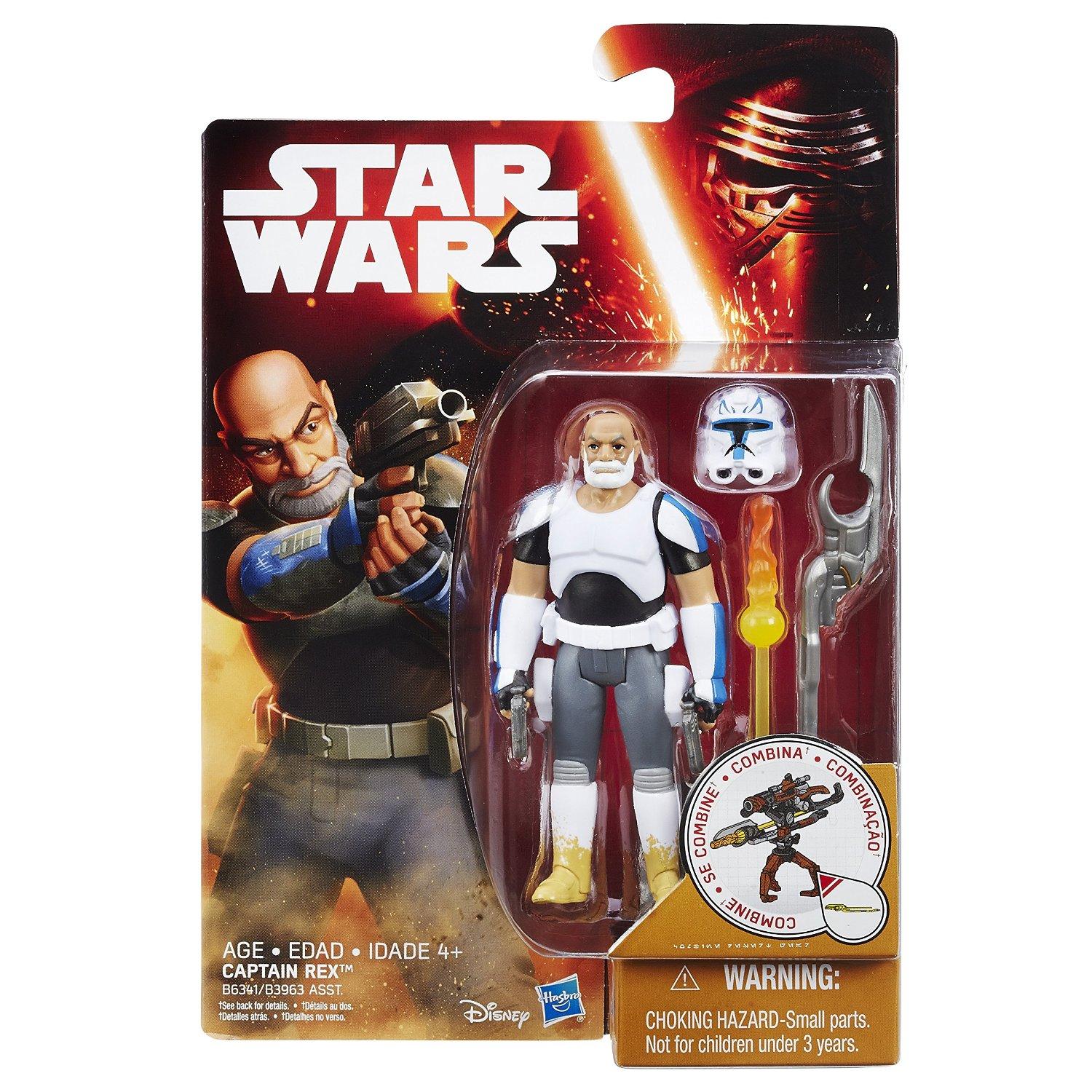 Star Wars The Force Awakens & Rebels Listings On Amazon