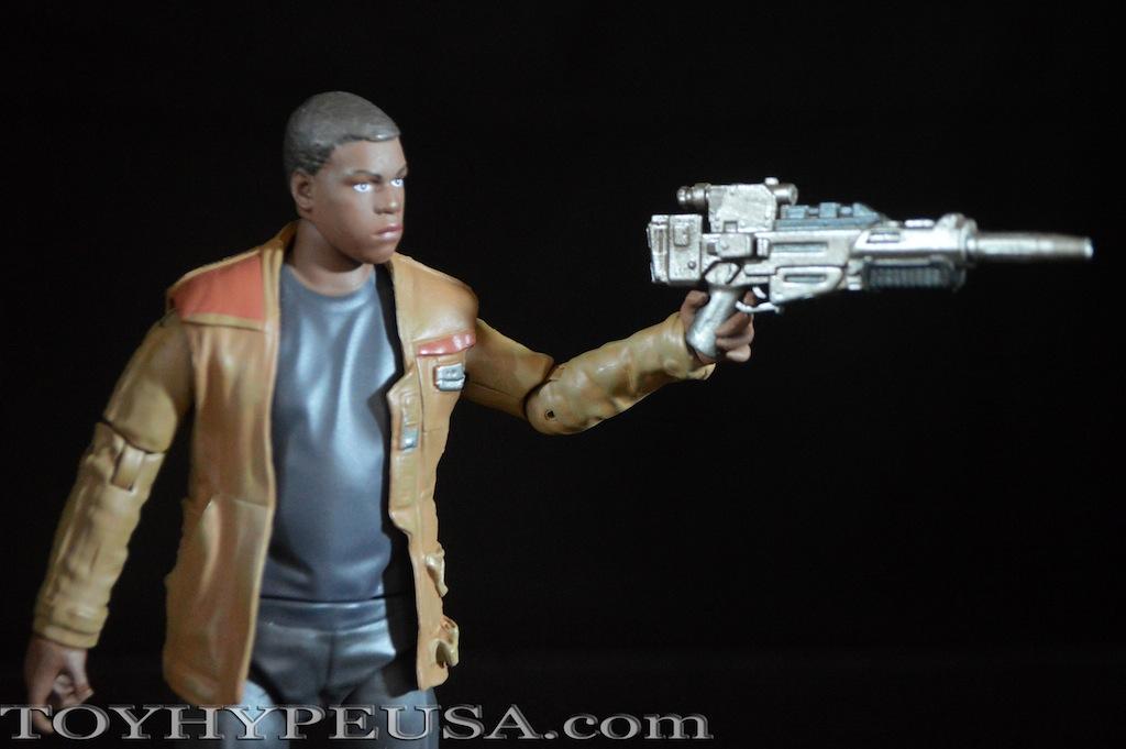 Star Wars Exclusive Finn Elite Series Die Cast Figure Review