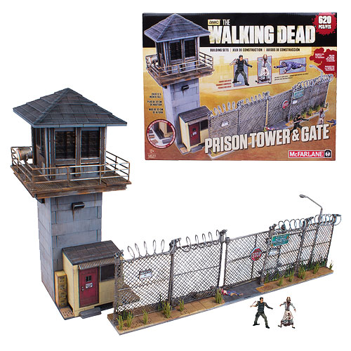 McFarlane Toys The Walking Dead Construction Sets On Clearance