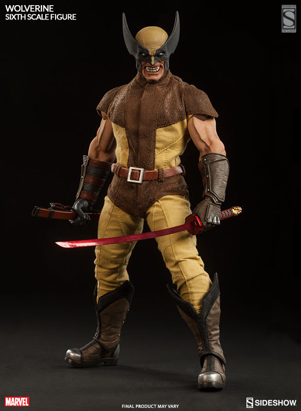 Sideshow Collectibles Wolverine Sixth Scale Figure Pre-Orders