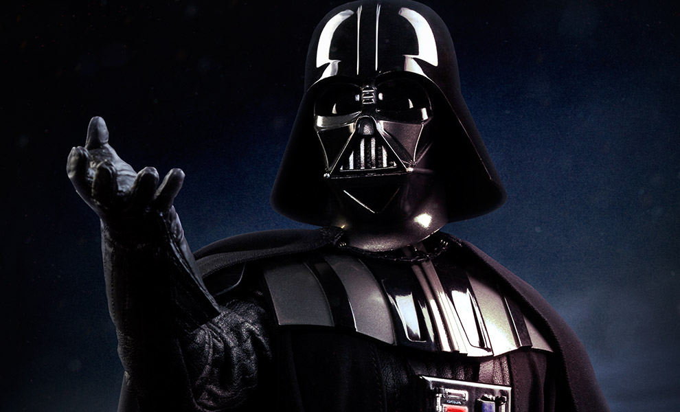 Sideshow Collectibles Reissues Darth Vader 1/6th, C-3PO, & R2-D2 Premium Format Figures