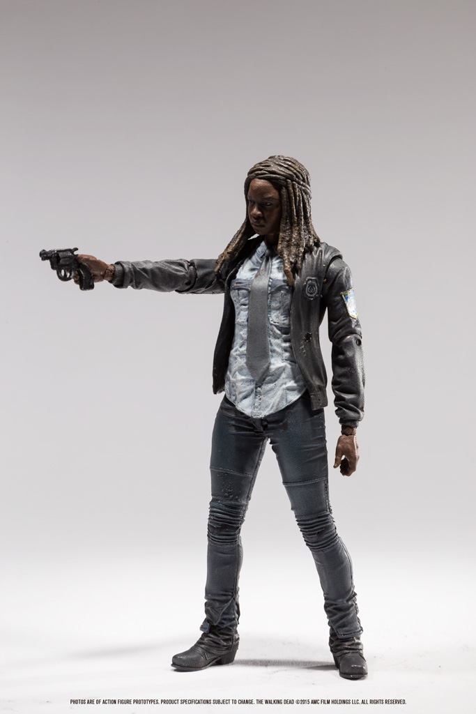 McFarlane Toys Reveals The Walking Dead TV Series 9 Line-Up