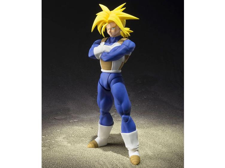 Dragon Ball Z S.H. Figuarts – Super Saiyan Trunks Figure