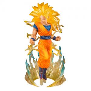 Dragon Ball Z Son Goku Super Saiyan 3 Version Figuarts Zero Statue