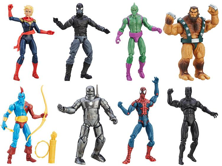 Marvel Legends Series 3 3/4-Inch Action Figures 2016 Wave 1 In Stock