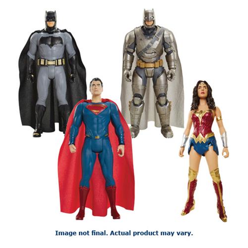 Jakks Pacific Batman v Superman 20-Inch Scale Action Figure Wave 2
