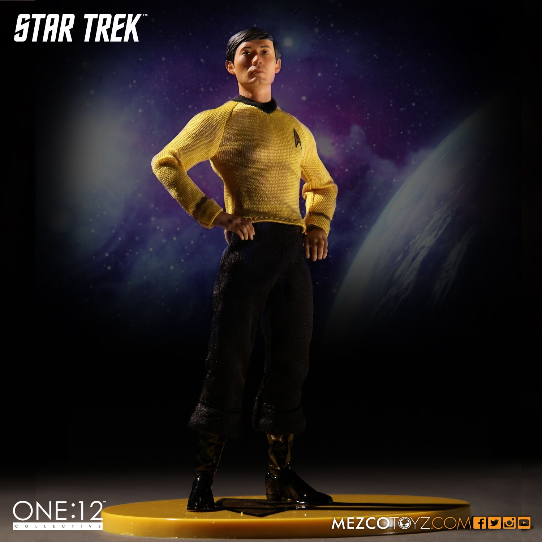 Mezco Star Trek: The Original Series Sulu One:12 Collective Figure