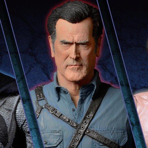 NECA Toys Ash Vs. Evil Dead – Full Color Ash Preview