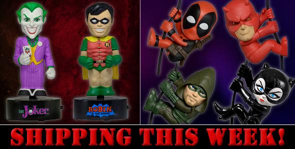NECA Toys Lists Scalers Wave 5, Robin & Joker Body Knockers On Amazon & eBay