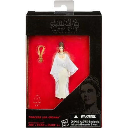 Wal-Mart Exclusive Star Wars: A New Hope Princess Leia 3.75″ Action Figure $15+ On Amazon