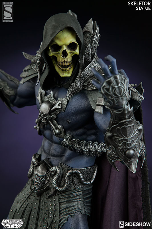 Sideshow Collectibles Masters Of The Universe Skeletor Statue Pre-Orders