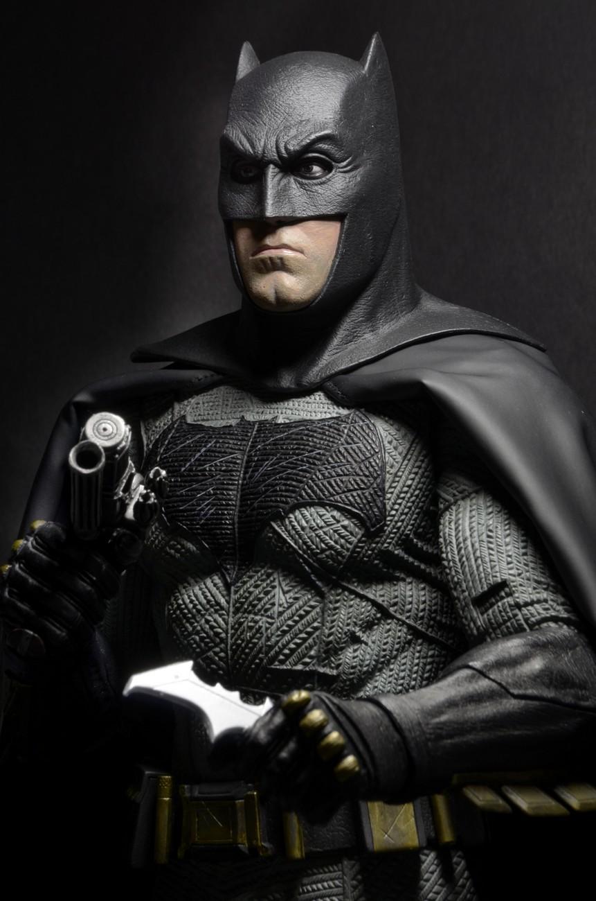 NECA Toys Batman V Superman: Dawn Of Justice 1/4″ Scale Batman Figure