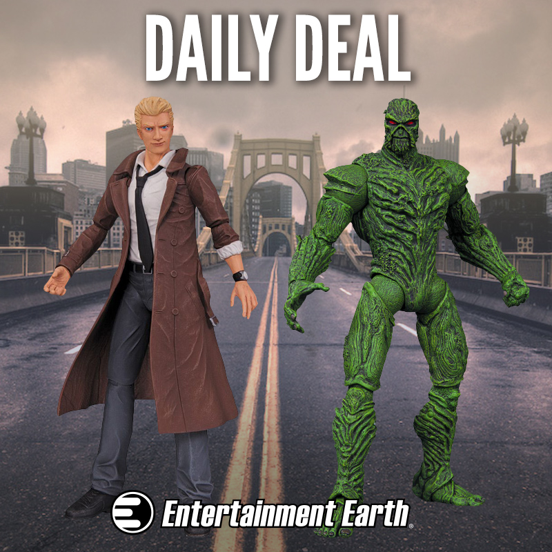 DC Collectibles Action Figures Up To 40% Off Today At Entertainment Earth