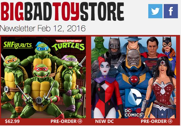 BBTS News: Toy Fair, TMNT, DC – Batman/Superman/Suicide Squad, Deadpool, MMPR & More