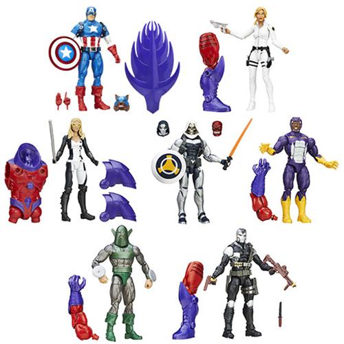 Captain America Civil War Marvel Legends Wave 1 Set Now $49.99 (Update)