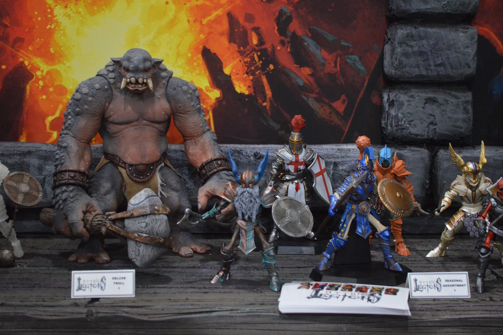 NYTF 2016 – Four Horsemen Studios Booth Coverage