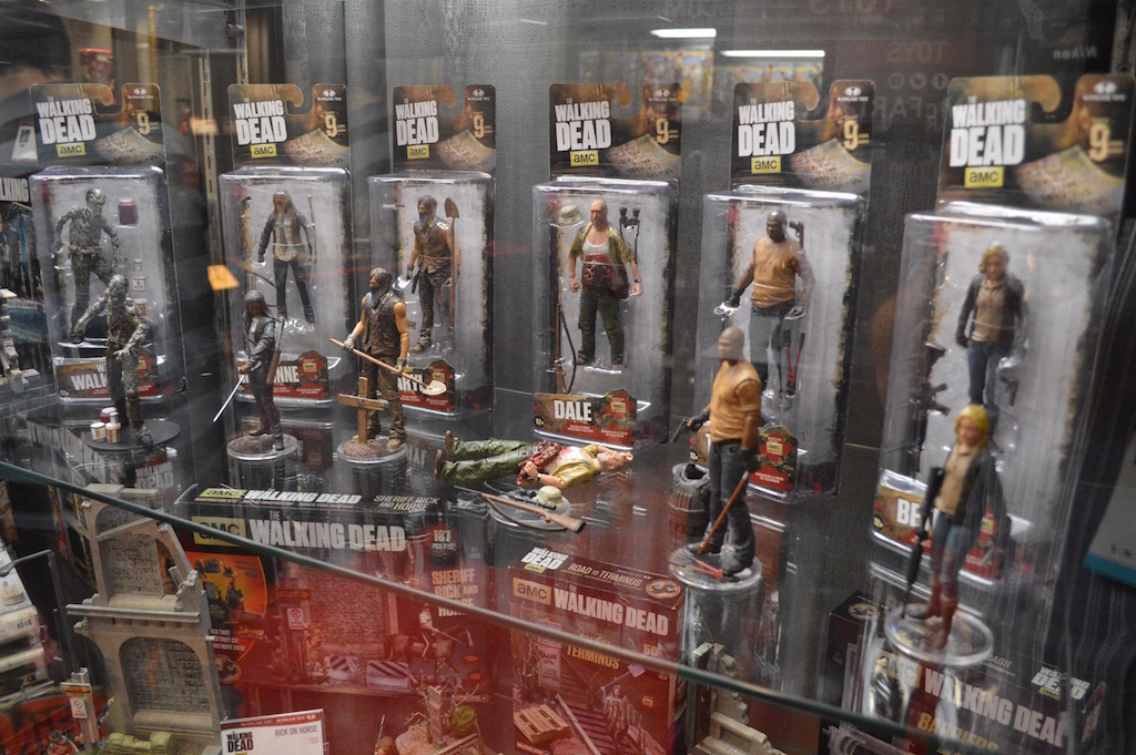 NYTF 2016 – McFarlane Toys Booth Coverage