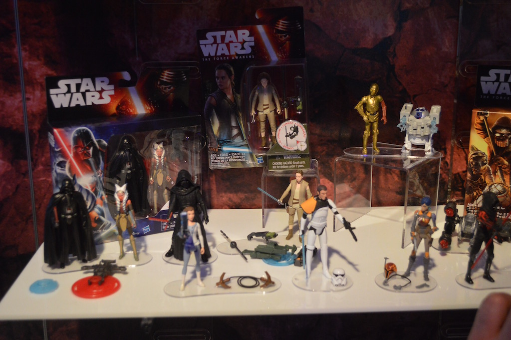 NYTF 2016 – Hasbro Star Wars Panel Coverage (Update)