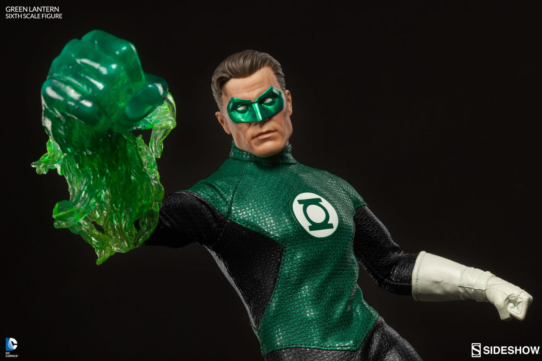 Sideshow Green Lantern Sixth Scale Figure Final Production Photos